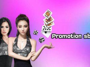Promotion Menarik Dari Sbobet